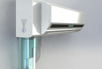 מכשיר המאפשר שליטה על רמת הלחות בחדר, ללא ייבוש האוויר