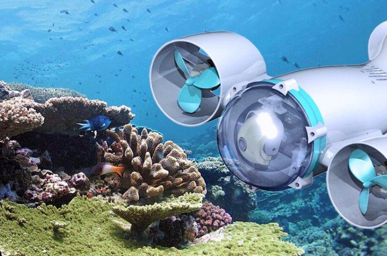 מצלמה תת-מימית