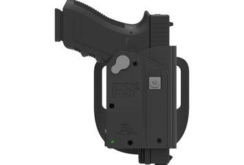 נרתיק לאקדח המאפשר שליפה בטוחה ומהירה
