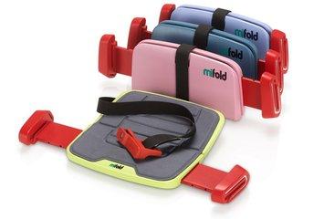 Mifold הוא כסא בטיחות המבוסס על פטנט מהפכני, שהופך אותו למוצר קל, קומפקטי (קטן פי 10 מכסא בטיחות רגיל!), ובעיקר בטיחותי.