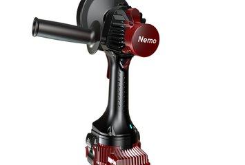 משחזת זווית תת-מימית עבור חברת Nemo Power Tools