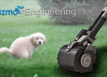 מכשיר שהופך צואת כלבים לדשן