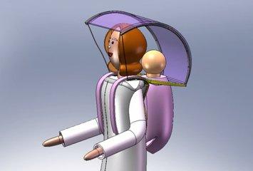 הגנה יעילה מפני השמש על הילד וההורה