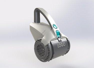 מכשיר קומפקטי שהופך צואת כלבים לדשן