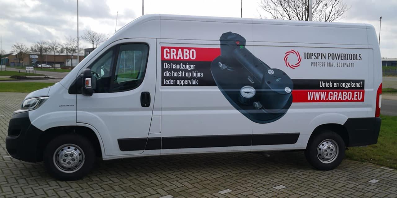 משאית פרויקט גרבו