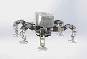 רובוט המנקה באופן אוטומטי רכבים וחלונות