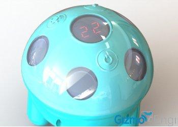 צעצוע ילדים אור-קולי לאמבטיה