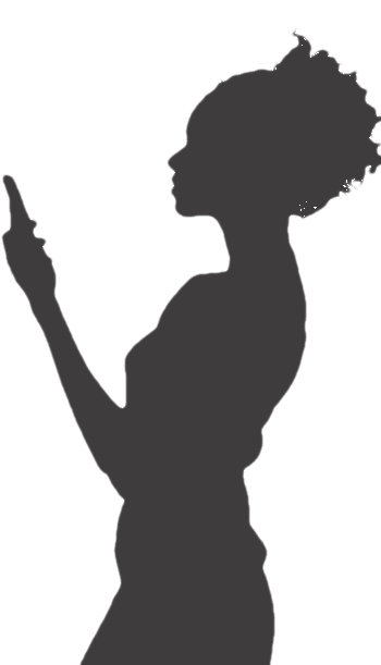 glarish-woman-cellphone