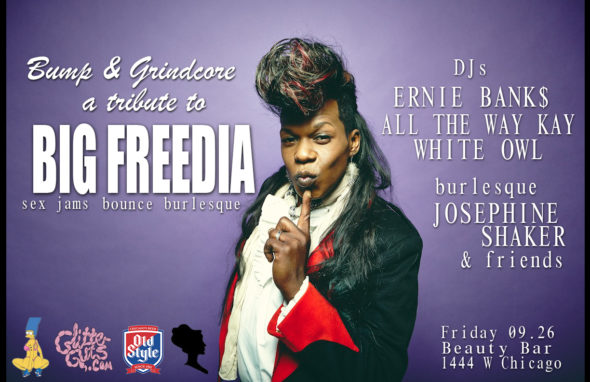 bump and grindcore freedia