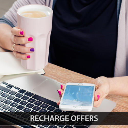 Recharge & Bill Payments Offers