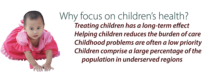 Why Focus On Children's Health?