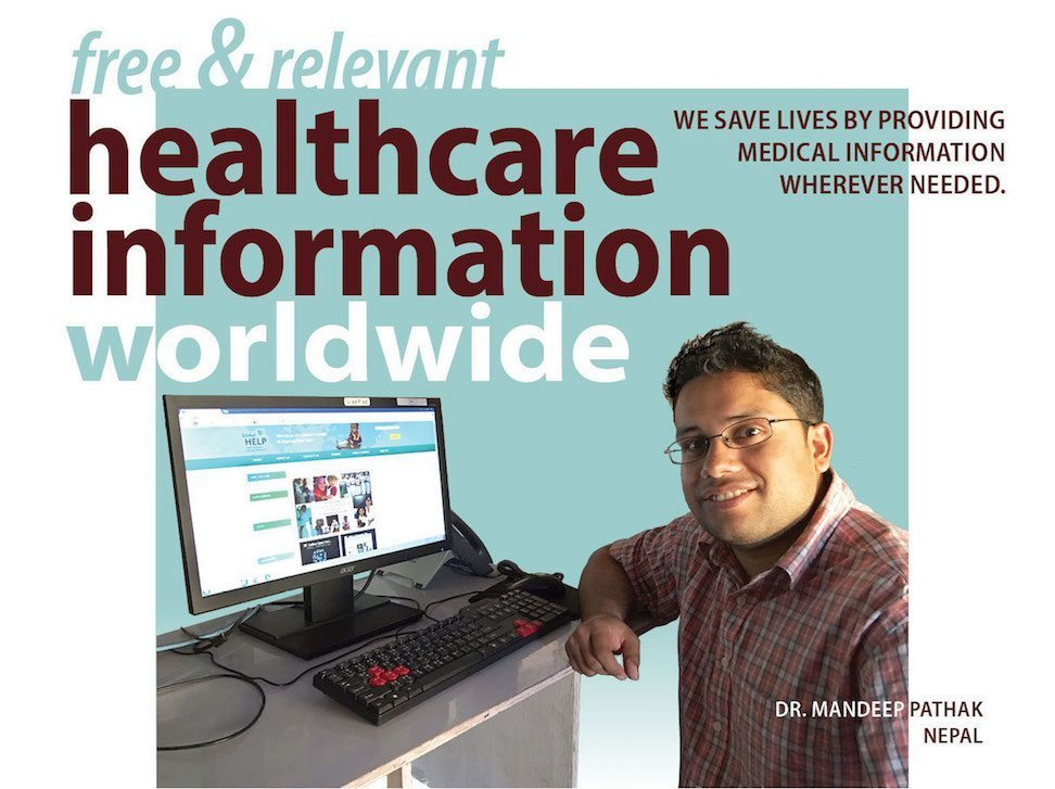Free & Relevant Healthcare Information Worldwide