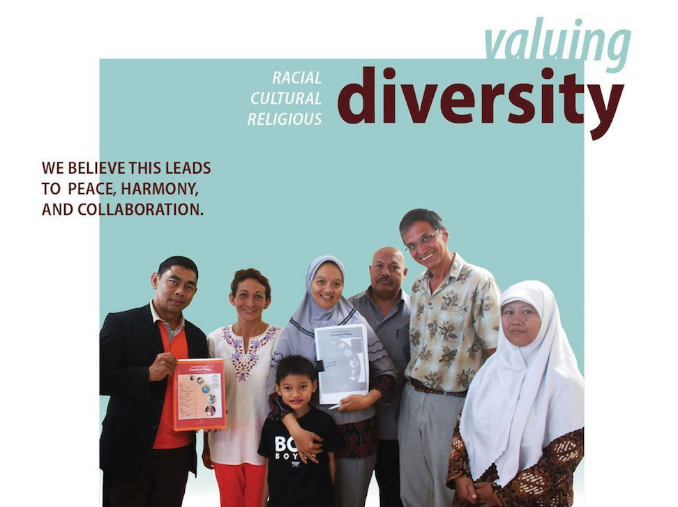 Valuing Racial, Cultural, & Religious Diversity