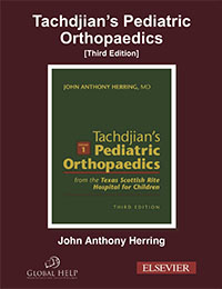 Tachdjian's Pediatric Orthopaedics [3rd Edition]