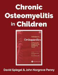 Chronic Osteomyelitis In Children