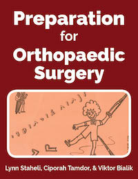 Preparation For Orthopaedic Surgery