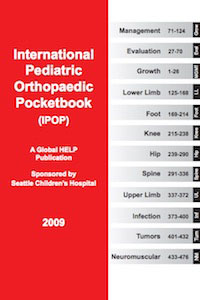 International Pediatric Orthopaedic Pocketbook [IPOP]