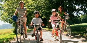 family-cycling-CaminoWays