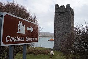 grainne-castle-achill-island-irelandways