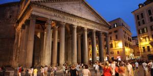 pantheon-Rome-walking-italy-via-francigena-ways