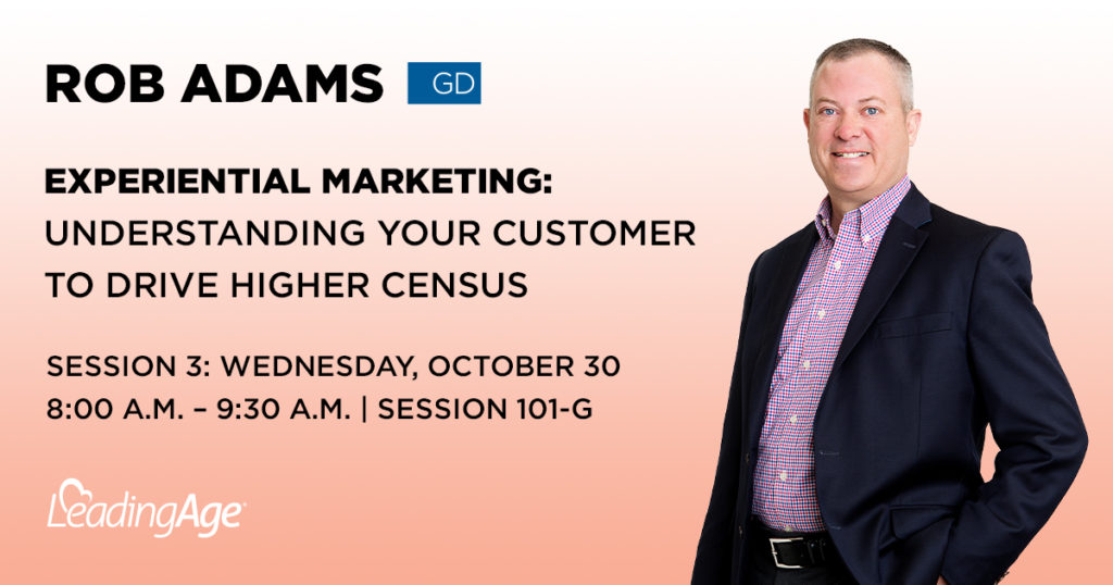 Experiential Marketing: Understanding Your Customer to Drive Higher Census