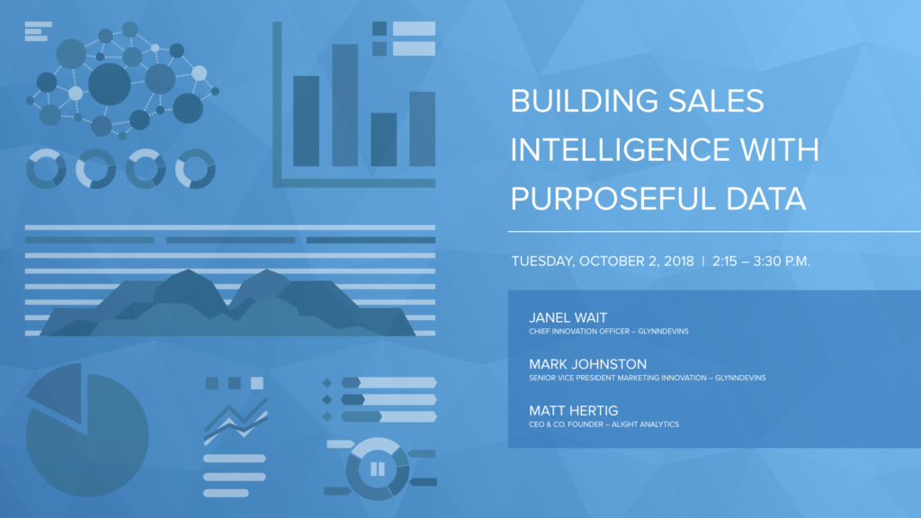 Building Sales Intelligence with Purposeful Data