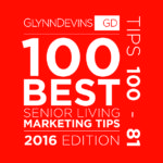 2016's 100 Best Senior Living Marketing Tips (Part I)