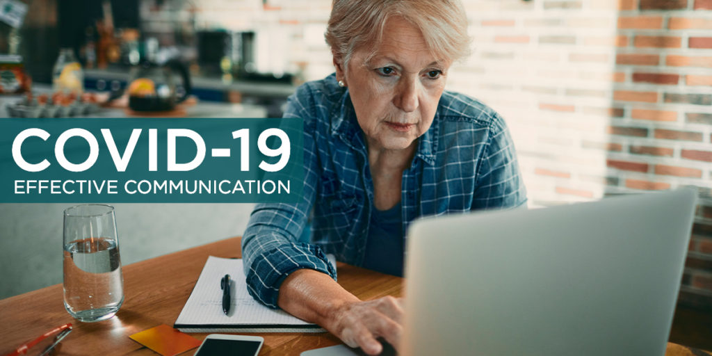 COVID-19 Outbreak Communication Strategies