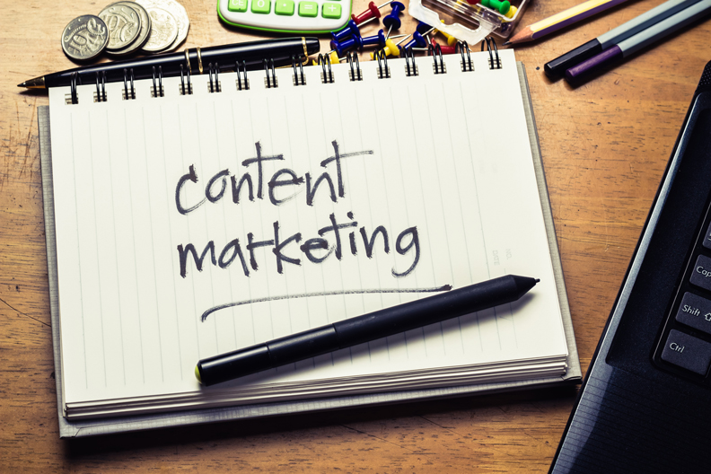Content Marketing: 6 Steps to Success