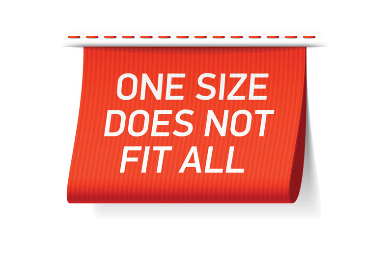 Your Marketing Event: One Size Doesn't Fit All