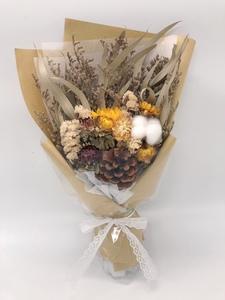(已售馨)母親節向日葵番梘花/乾花 #BR006