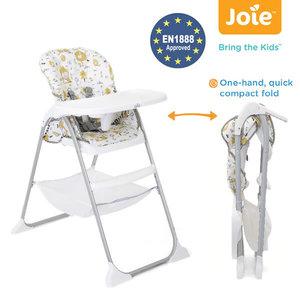 英國/ Joie /Mimzy Snacker/ 輕便幼兒餐椅 /High Chair/ 適合6月至15kgs /重量: 6.5kgs /舒適樂園