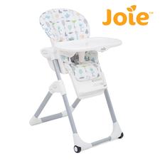 英國 /Joie /Mimzy/ 輕便幼兒餐椅 /High Chair /繽紛森林 /重量: 10.4 kgs