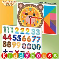 bb嬰兒玩具~幼兒教育學習數字磁性雪櫃貼 T680 現貨