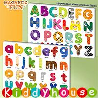 bb嬰兒玩具~幼兒教育學習字母磁性雪櫃貼 T679 現貨