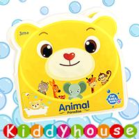 bb嬰兒玩具~趣味嬰幼兒戲水沖涼洗澡書 T683 現貨