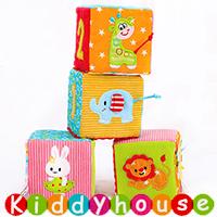 bb嬰兒玩具/禮物精選~趣味嬰幼兒軟積木 T702 現貨