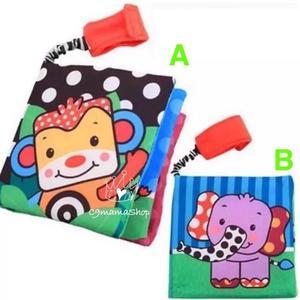 清貨  - 出口 BB玩具 BPA Free 響紙 搖鈴 立體 布書 帶原裝卡紙,特價計$13一本 (2個款隨機出,一套買出2款)。自取限藍田匯景,平郵+$7.