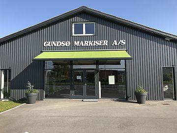 Danmarks bedste markise showroom, kom og se det store udvalg
