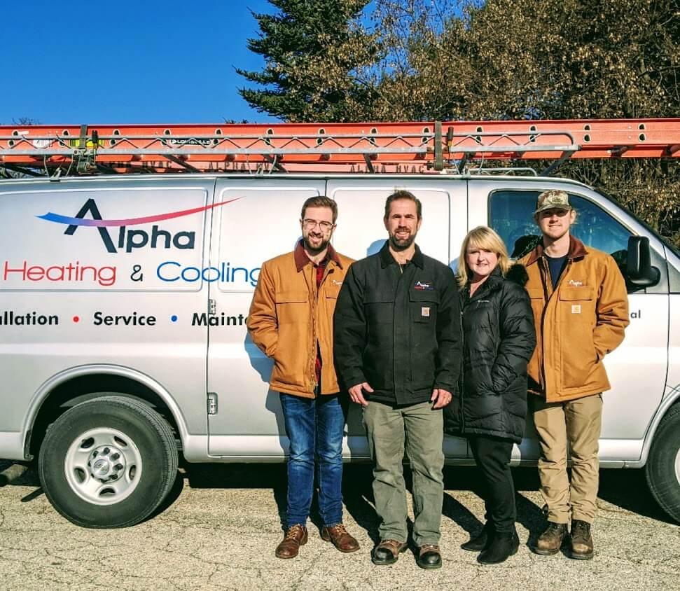 Alpha Heating & Cooling Llc air conditioning and furnace repair services
