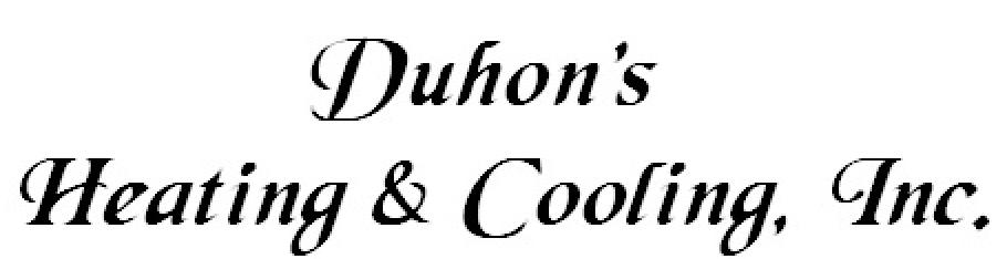 DUHONS HEATING & COOLING INC