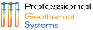 Professional Geothermal Systems logo