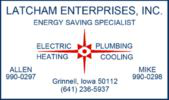 Latcham Enterprises logo