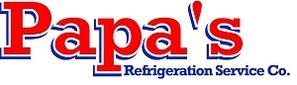 Papa's Refrigeration Service Company