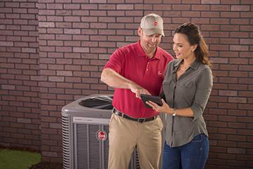 Modern Air LLC air conditioning and furnace repair services