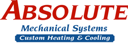 Absolute Mechanical Systems Custom Heating & Cooling