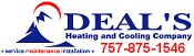 Deal's Heating & Cooling