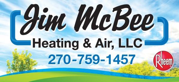 Jim McBee Heating & Air LLC