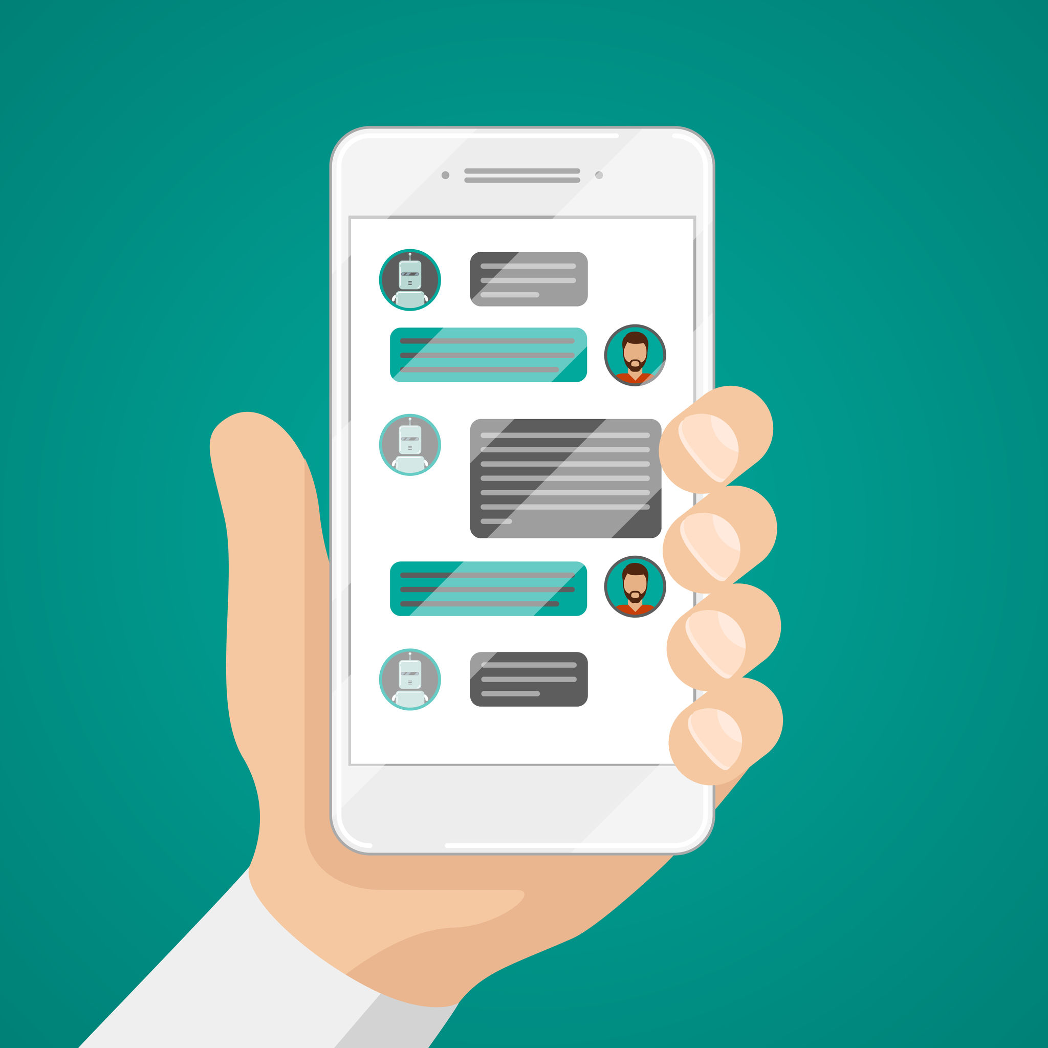 Mengenal Chatbot, Program Interaktif dengan Kecerdasan Buatan