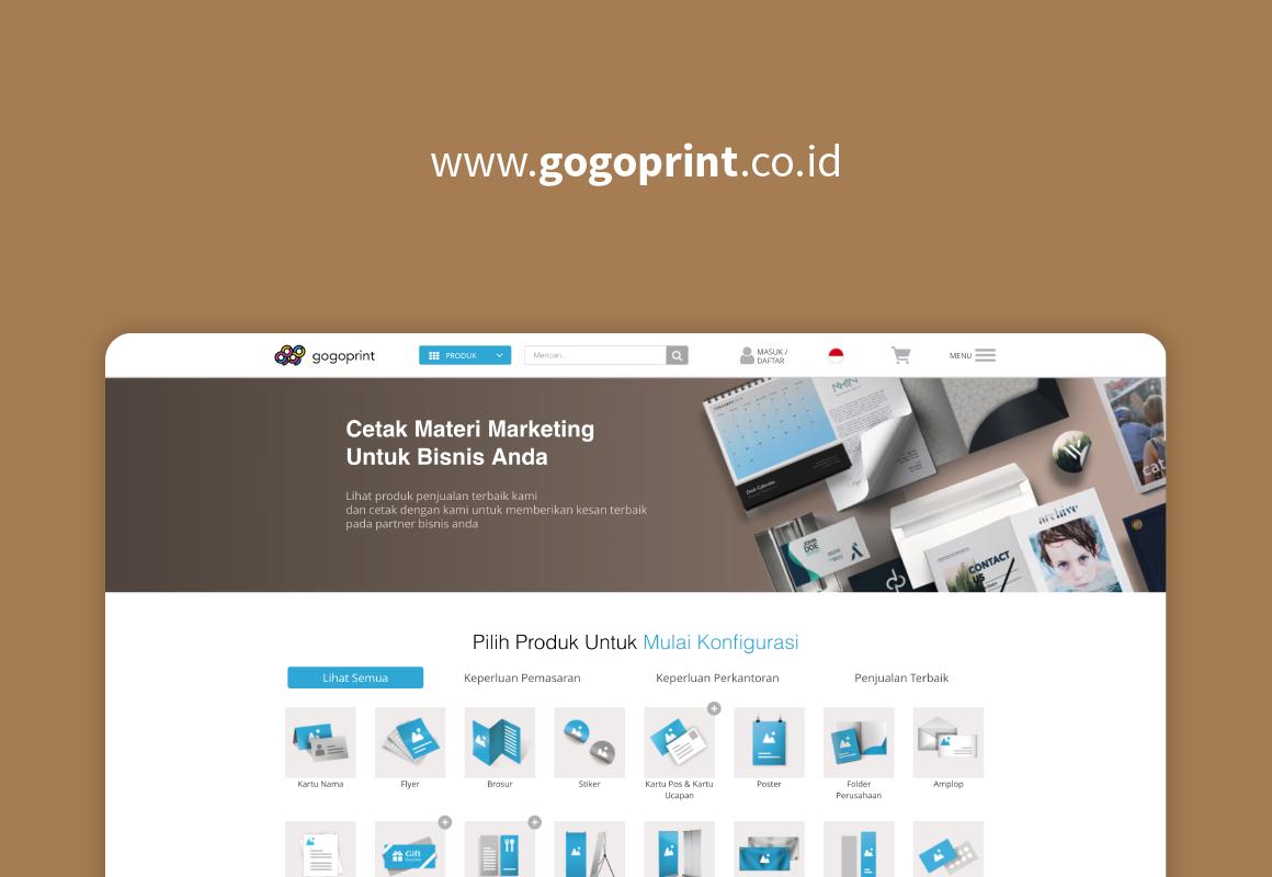 Gogoprint, Solusi Percetakan Online untuk Semua Kebutuhan Anda